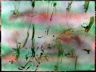 Richard Lazzara Artwork REEF OF REALITY, 1984 Mixed Media, Inspirational