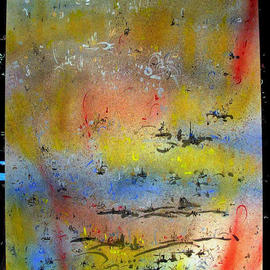SOLAR STAIN By Richard Lazzara