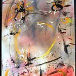 SPROUTED O By Richard Lazzara