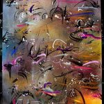 TRAPPED PARTICLES By Richard Lazzara