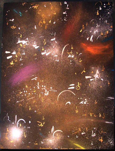 Richard Lazzara  'WINDS THAT CHANGE', created in 1986, Original Pastel.