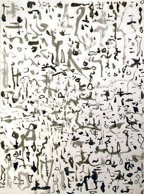 Artist: Richard Lazzara - Title: appreciate this look - Medium: Calligraphy - Year: 1975