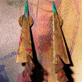 bronze age ear ornaments  By Richard Lazzara