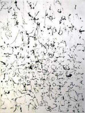 Artist: Richard Lazzara - Title: completion - Medium: Calligraphy - Year: 1974