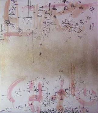 Richard Lazzara Artwork connect the dots, 1982 Calligraphy, Visionary