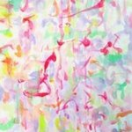 dancing roses By Richard Lazzara