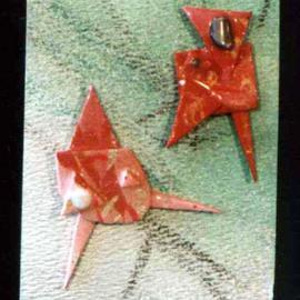 drifter ear ornaments