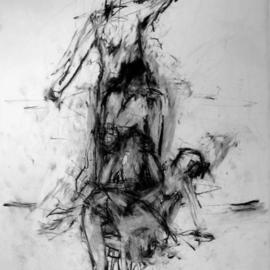 figure a cascade of motion By Richard Lazzara