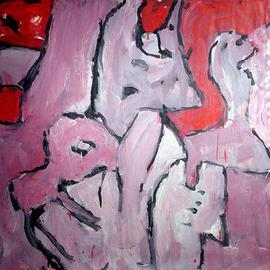 Figures In A Mindscape , Richard Lazzara