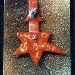 flight pin ornament By Richard Lazzara