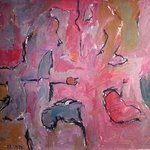 Full Time Studio Paintings, Richard Lazzara