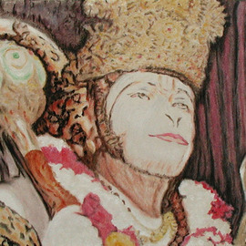 Hanuman On Maha Shivratri Night, Richard Lazzara