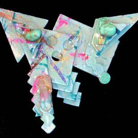 inner arrow pin ornament  By Richard Lazzara