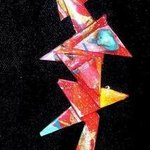 intricacy pin ornament By Richard Lazzara