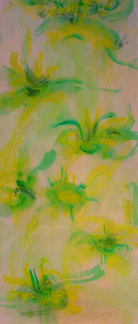 Richard Lazzara  'Lazzara Provocative Achievements ', created in 1976, Original Pastel.