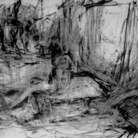model drawing class  By Richard Lazzara
