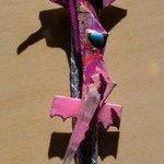 momento bolo or pin ornament By Richard Lazzara