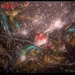 nebula m for mother By Richard Lazzara