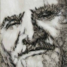 Neemkaroli Baba Close Up, Richard Lazzara