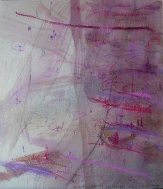 Richard Lazzara Artwork observation initiatives, 1983 Calligraphy, Visionary