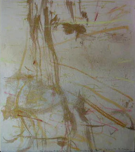 Richard Lazzara  'Onging Innovations', created in 1983, Original Pastel.