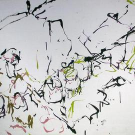 painting the studio around me  By Richard Lazzara