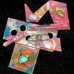 pyramid of designs pin ornament By Richard Lazzara