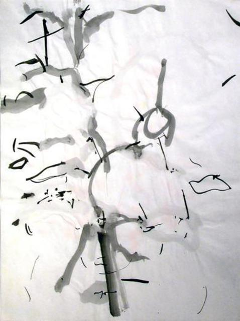 Richard Lazzara  'Recognizing Happiness', created in 1975, Original Pastel.
