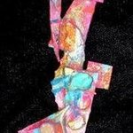 remember this time pin ornament By Richard Lazzara