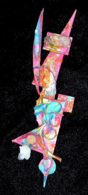 Richard Lazzara remember this time pin ornament 1989