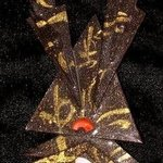 ribbons of glory pin ornament By Richard Lazzara