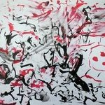 screaming primal therapy visual By Richard Lazzara