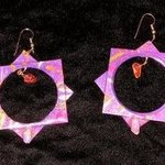 silent center ear ornaments By Richard Lazzara