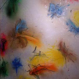 splash water  By Richard Lazzara