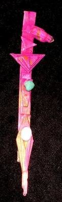Richard Lazzara: 'stepping stones pin ornament', 1989 Mixed Media Sculpture, Fashion. Artist Description: stepping stones pin ornament from the folio LAZZARA ILLUMINATION DESIGN is available at
