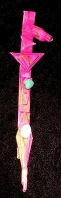 Richard Lazzara Artwork stepping stones pin ornament, 1989 Mixed Media Sculpture, Fashion