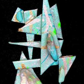 synergy pin ornament  By Richard Lazzara