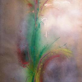 upsurge of plant life  By Richard Lazzara