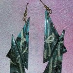 with standing ear ornaments By Richard Lazzara