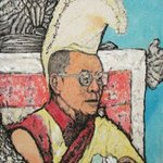 Young Dalai Lama, Richard Lazzara