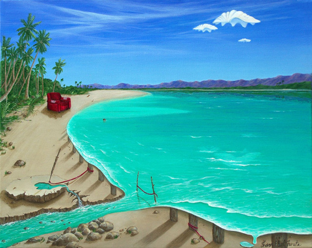 Sharon Ebert Artwork: Easy Living | Original Painting ... | 640 x 509 jpeg 146kB