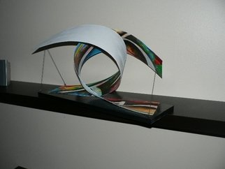 Jean Charles Duffaut: 'harmony', 2008 Wood Sculpture, Abstract. Artist Description:  will tell later ...