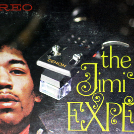 Jimi Hendrix, The Experience