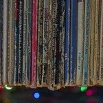 Vinyl with lights By Shelley Catlin
