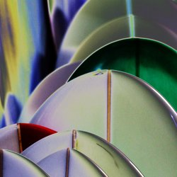 , Surfboards, Abstract, $2,362
