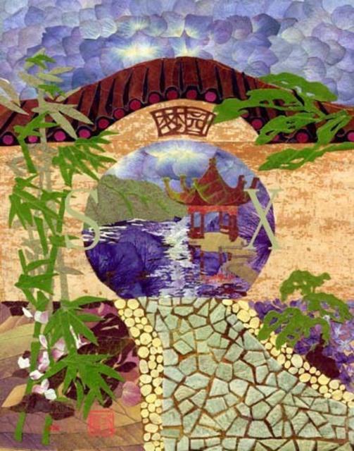 shelley xie chinese dream garden pressed flower art