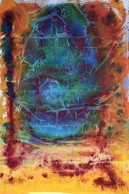 Azhar Shemdin: 'to be centered', 2017 Acrylic Painting, Abstract. Artist Description: Original painting inliquid acrylic on stretched canvas. ...