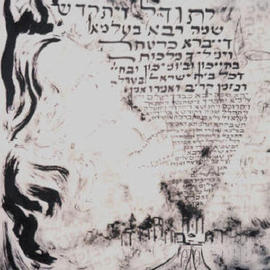 Shoshannah Brombacher Artwork kaddish for 9 11, 2001 Other Drawing, Americana