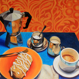 breakfast of champions  By Sandra Bryant