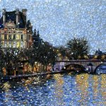 First Snow In Paris, Sandra Bryant